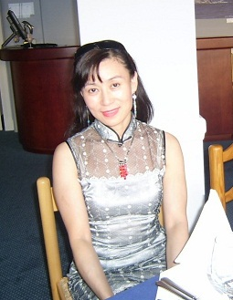 Chinese translator in Cape Town, South Africa